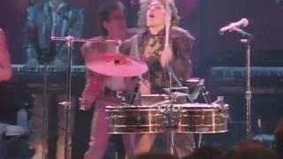 シーラ・E SHEILA E - THE GLAMOROUS LIFE(LIVE 1986)