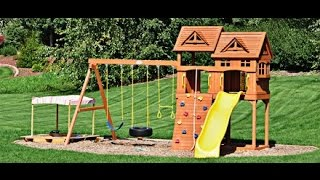 Swing Set Installation In Ny, Nj And Ct - Need Professional Installers For Your Backyard Playset?