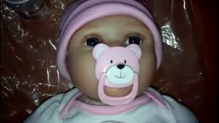 Обложка на видео о Посылка с Aliexpress.Кукла reborn