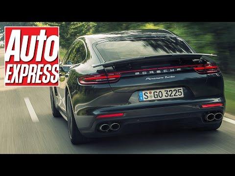 2016 Porsche Panamera review: on the road in new Stuttgart