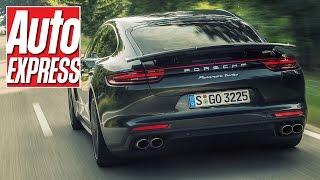 Porsche Panamera  Videos