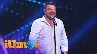 Andrei Duban, moment spectaculos de stand-up comedy pe scena iUmor!