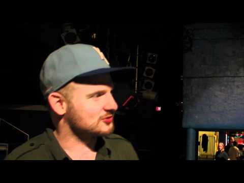 Mac Lethal Interview w/ Get Your Buzz Up