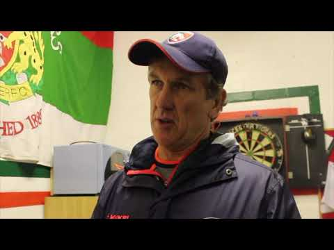 Post-match chat: Mark Bakewell