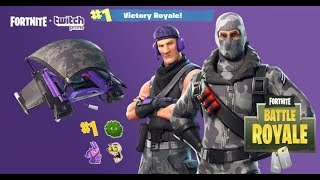Fortnite get to debut the 2 Twitter Prime costume with one more Vitoria Royale ★