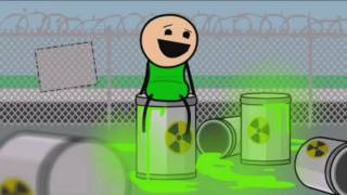 Cyanide & Happiness - The Man Who Could Sit Anywhere