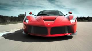 Ferrari LaFerrari 963 PS auf der Rennstrecke