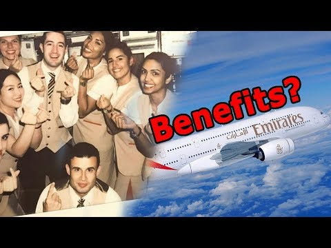 Advantages Of Working as an Emirates Airline Cabin Crew