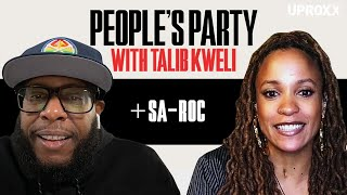 Talib Kweli & Sa-Roc Talk Rhymesayers, Afro-Futurism, HBCUs, Black Thought | People's Party Full