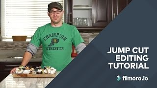 Lesson: Jump Cut Editing in Cooking Videos | The Food Series - Filmora.io