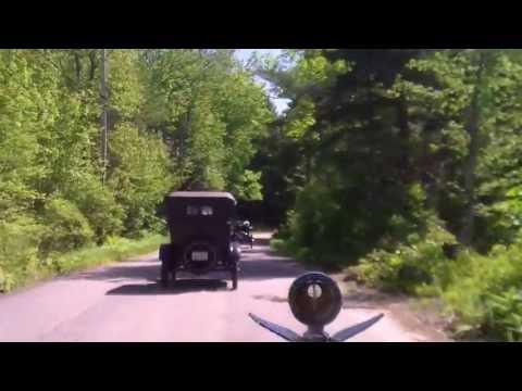 CNHMTC touring in beautiful New Hampshire