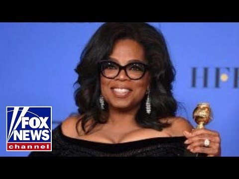 Oprah says she hasn't heard God tell her to run for office