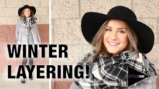 3 Stylish Ways To Layer For Winter!(3 Stylish Ways To Layer For Winter! Subscribe to Hollywire | http://bit.ly/Sub2HotMinute Send Electra a Tweet! | https://twitter.com/ElectraFormosa Follow ..., 2016-01-26T19:00:00.000Z)