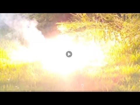 Potassuim chlorate flash verses potassium perchlorate flash