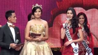 Puteri Indonesia 2017 Top 6 Q&A