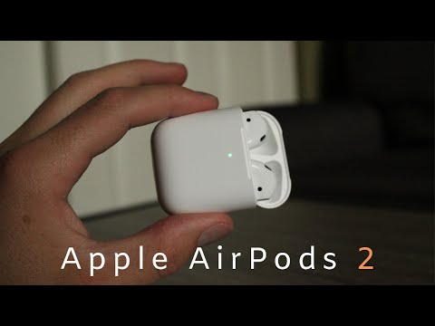 AirPods 2 Review - What Is The Difference From The AirPods 1?