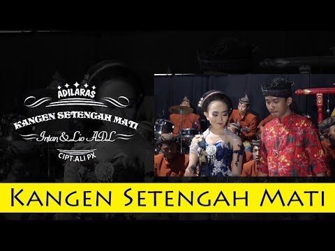 Tayub Cs Adi Laras - Kangen Setengah Mati ( Official Music Video )
