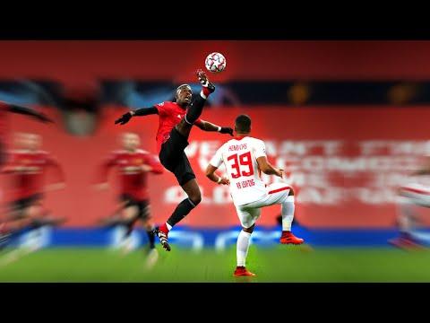 Beautiful Ball Controls in Football 2021 ᴴᴰ