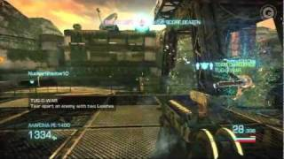 BULLETSTORM wideorecenzja OG (PS3,XBOX360, PC)