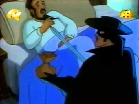 """Zorro """"Night of the Tolchen"""""""