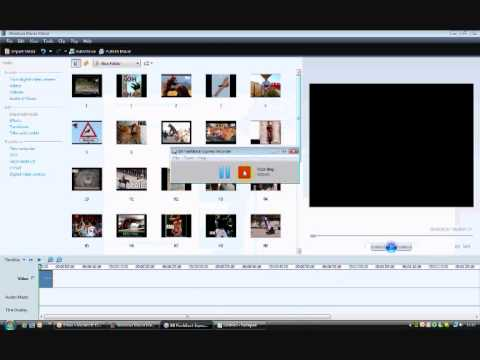 Change movie files