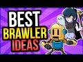The BEST 8 Ideas for New Brawlers that Might ACTUALLY Be Used in Game!