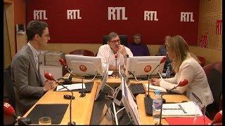Olivia Grégoire était ce matin au micro d'Yves Calvi sur RTLMatin.