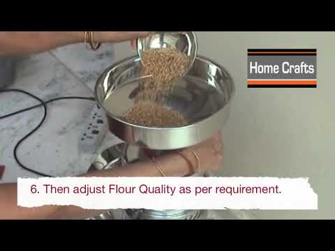 Domestic SS Flour Mill (1983) | 74287 99225 | Online Demo