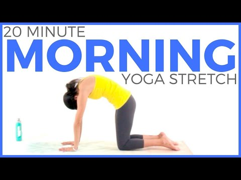 20 minute Morning Yoga Stretch | Morning Yoga to Wake Up & Stretch Out