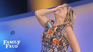 Boss will NEVER find me... IN THE OFFICE! | Family Feud