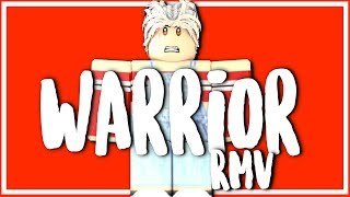 Warrior - Steve James Ft. Lights || Roblox Music Video