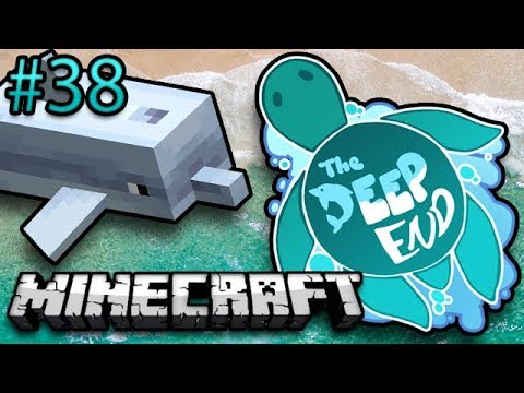 Minecraft: The Deep End Ep. 38 - Mega Prank