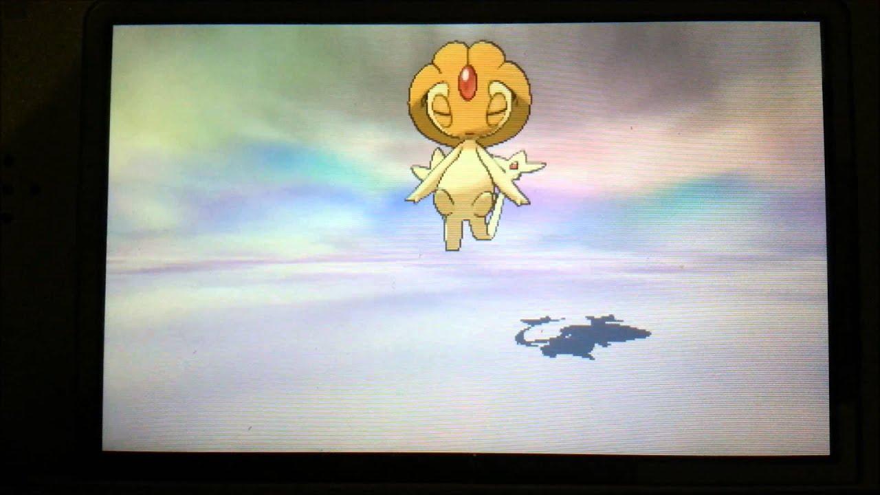 pokemon platinum how to catch uxie