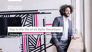 Day in the Life of a Developer with ALM Octane