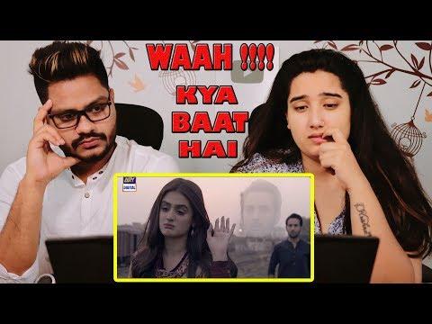 Indian Reaction On Do Bol Official OST | Nabeel Shaukat & Aima Baig | ARY Digital