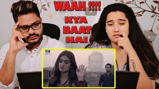 Indian Reaction On Do Bol Official OST | Nabeel Shaukat & Aima Baig | ARY Digital