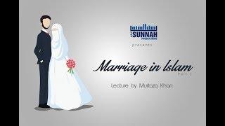 Marriage seminar part 1 of 3 - Sh Murtaza Khan