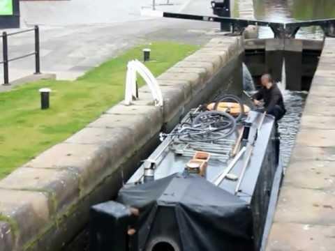 نجربة القنوات المائية في مانشستر