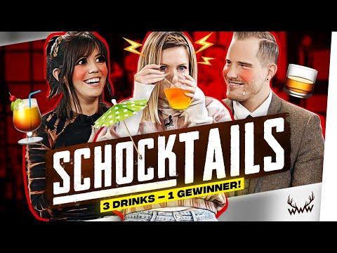 3 Cocktails die SCHOCKEN mit Malwanne & Kelly