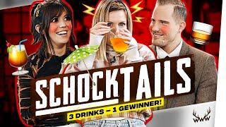 Baixar 3 Cocktails die SCHOCKEN! (mit Malwanne & Kelly)