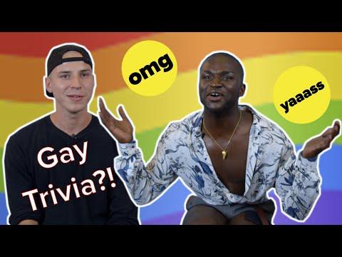 Gay Guys Test Their Gay Trivia Knowledge