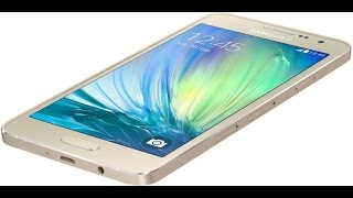 Мобильный телефон Samsung Galaxy A3 LTE Duos SM A300F  Видео Обзор(Магазин - http://goo.gl/nAuyjf Samsung Galaxy A3 – первый смартфон Samsung с металлическим корпусом, который отличается роскошн..., 2015-04-11T14:11:27.000Z)