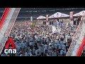 Indonesia election: Joko Widodo wins second term as president