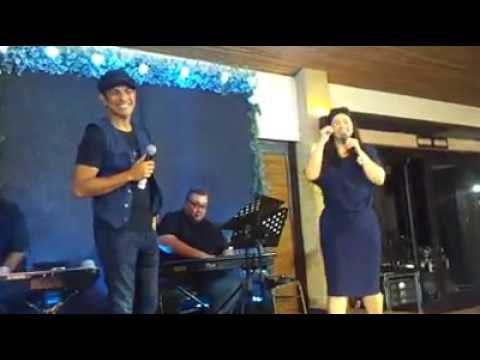 MULI - Gary Valenciano and Regine Velasquez Duet @ Regine's birthday Last April, 2015)