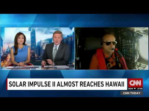 Climate change is a huge opportunity: Bertrand Piccard on fairytale flights and Earth's future