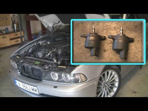 BMW E39 No Fuel Rail Pressure While Cruising