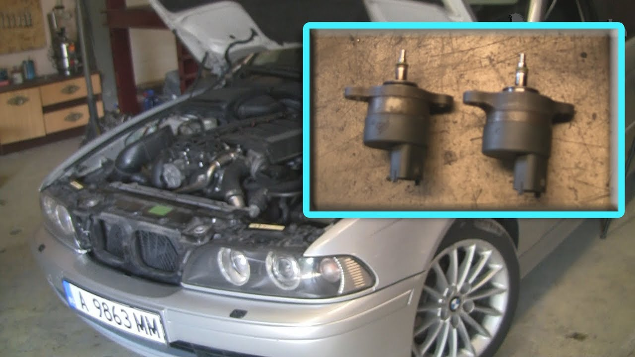 BMW E39 No Fuel Rail Pressure While Cruising