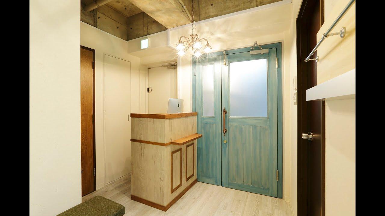 43   feria   beauty salon interior design