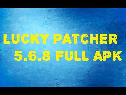 Lucky patcher скачать 5.6.8