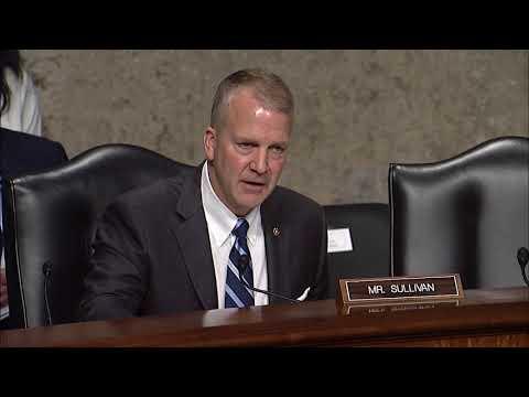 Senator Sullivan Questions Navy Leaders on Arctic Strategy